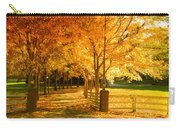 Autumn Alley Carry-all Pouch