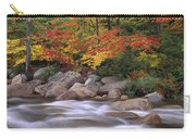 Autumn Along Swift River  Carry-all Pouch