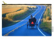 Autumn Amish Buggy Ride Carry-all Pouch