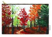 Autumn Carry-all Pouch by Anastasiya Malakhova
