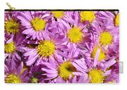 Autumn Aster Carry-all Pouch