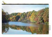 Autumn At Durand Carry-all Pouch