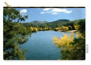Autumn At Lynx Lake Carry-all Pouch by Kurt Van Wagner