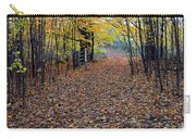 Autumn At Mono Cliffs Carry-all Pouch