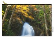 Autumn At Moss Glenn Falls Carry-all Pouch