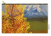 Autumn At Mt Shasta Carry-all Pouch