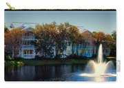 Autumn At Old Key West Resort Panorama Walt Disney World Carry-all Pouch