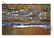 Autumn At Olmsted Falls Carry-all Pouch