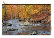 Autumn At The Black River Carry-all Pouch