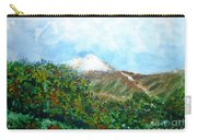 Autumn At The Foot Of Mount Elbrus Carry-all Pouch