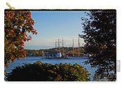 Autumn At The Seaport Carry-all Pouch