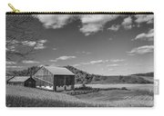 Autumn Barn Monochrome Carry-all Pouch