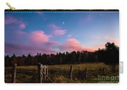 Autumn Barnyard Sunset Carry-all Pouch