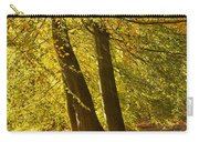 Autumn Beeches Carry-all Pouch