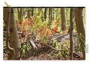 Autumn Begins Carry-all Pouch