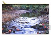Autumn Begins Carry-all Pouch by Frozen in Time Fine Art Photography