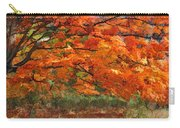 Autumn Blaze Panorama Carry-all Pouch
