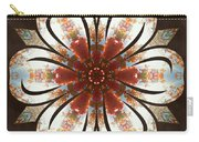 Autumn Blooming Carry-all Pouch by Derek Gedney
