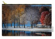 Autumn Blues Carry-all Pouch