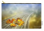 Autumn Bridge Carry-all Pouch by Veikko Suikkanen