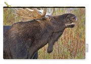 Autumn Bull Moose II Carry-all Pouch