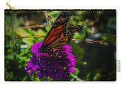 Autumn Butterfly Carry-all Pouch