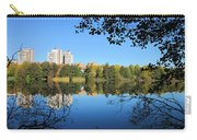Autumn By The Lake 6 Carry-all Pouch