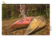 Autumn Canoes Carry-all Pouch