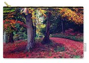 Autumn Carpet In The Enchanted Wood Carry-all Pouch