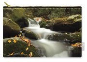 Autumn Cascades In Tennessee Carry-all Pouch