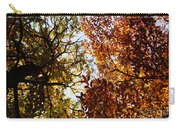 Autumn Chestnut Canopy   Carry-all Pouch