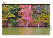 Autumn Color In Norfolk Botanical Garden 1 Carry-all Pouch