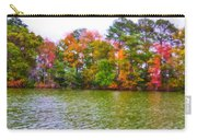 Autumn Color In Norfolk Botanical Garden 3 Carry-all Pouch