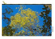 Autumn Colors Against The Sky Carry-all Pouch