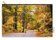 Autumn Colors - Colorful Fall Leaves Wisconsin - II Carry-all Pouch