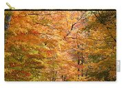 Autumn Colors - Colorful Fall Leaves Wisconsin IIi Carry-all Pouch
