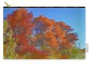 Autumn Colors I Digital Paint Carry-all Pouch
