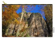 Autumn Colors In The Saxon Switzerland Carry-all Pouch
