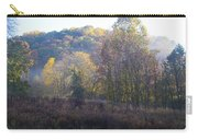 Autumn Colors Of Valley Forge Carry-all Pouch by Bill Cannon