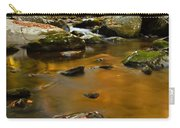 Autumn Colors On Little River Carry-all Pouch
