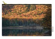 Autumn Colors Reflected In Stream Carry-all Pouch