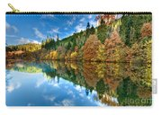 Autumn Colour Staindale Lake Carry-all Pouch