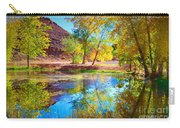 Autumn Colours In Moab Carry-all Pouch