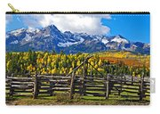 Autumn Corral Carry-all Pouch