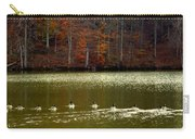 Autumn Cove Carry-all Pouch by Karen Wiles