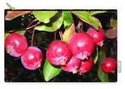 Autumn Crab Apples Carry-all Pouch