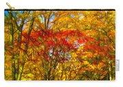 Autumn Cul-de-sac - Paint Carry-all Pouch