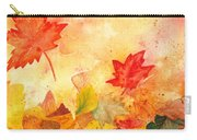 Autumn Dance Carry-all Pouch
