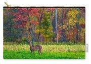 Autumn Doe - Paint Carry-all Pouch