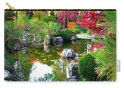 Autumn Dream Carry-all Pouch by Carol Groenen